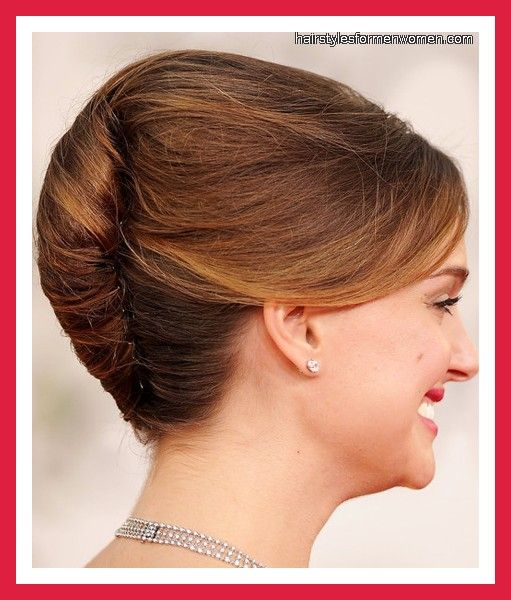 bridesmaid hair styles for hair best 25 roll hairstyle ideas on 7058