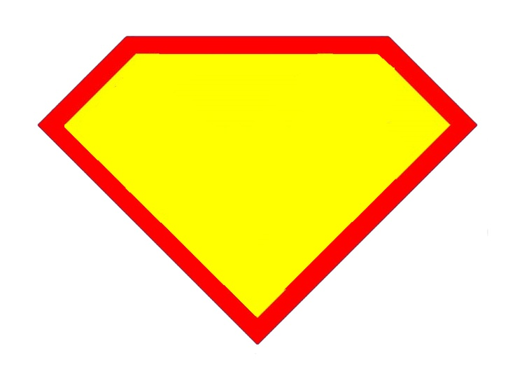 Superman Logo With Different Letters E Superman logo to add my own