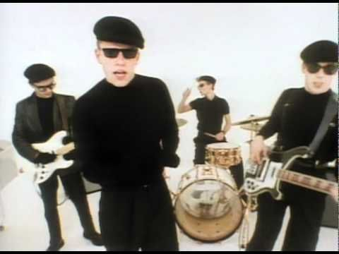 Madness - It Must Be Love- This video and song always makes me happy.
