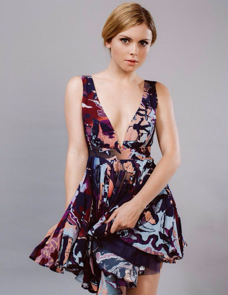 "Beautiful Rose McIver in a beautiful dress ""@imrosemciver: Another  by James Lowe this time wearing #stolengirlfriendsclub"""