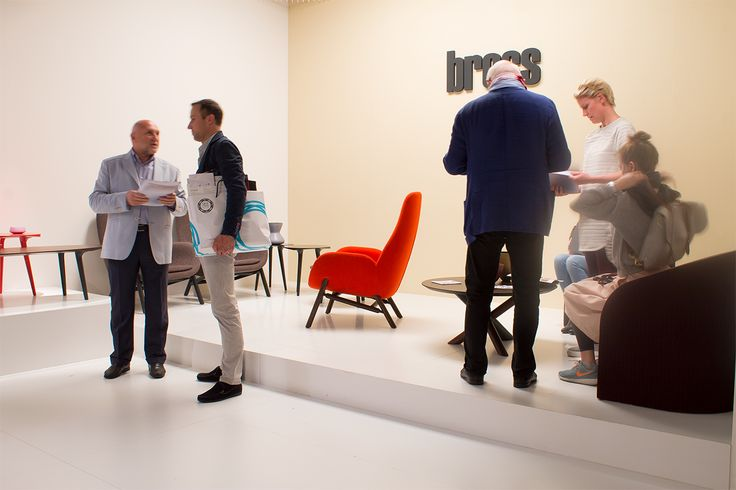 BROSS - Salone Internazionale del Mobile 2015 Foto: Laura Vendramini