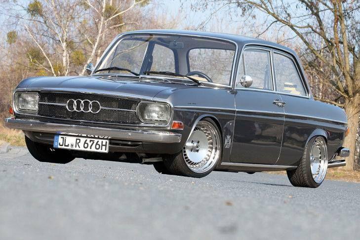 Audi 60 Classic Oldie Rare as Rocking Horse :)