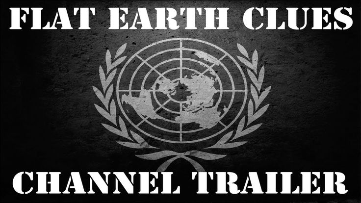 Flat Earth Clues - two minute channel trailer
