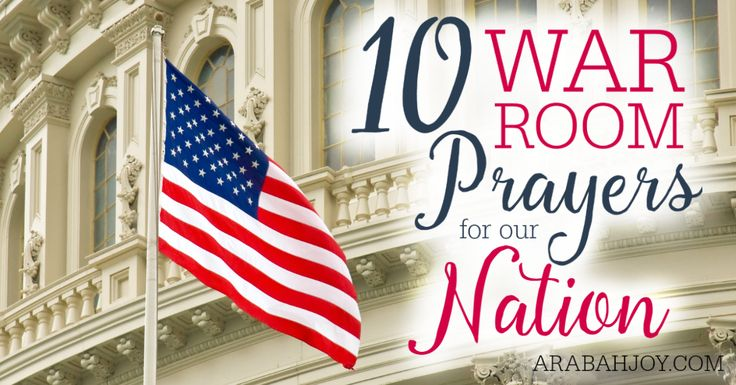 Looking for war room prayers? These 10 Scripture based prayers pack a serious punch! Put them on your war room wall for a ready-made strategy for getting serious in your prayer life.