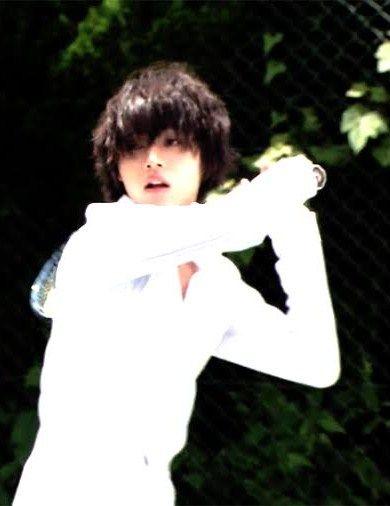 "Kento Yamazaki, L Lawliet, J drama series ""Death Note"", 2015"