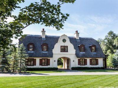 Cape Dutch Architecture for Sale in Salt Lake City, UT