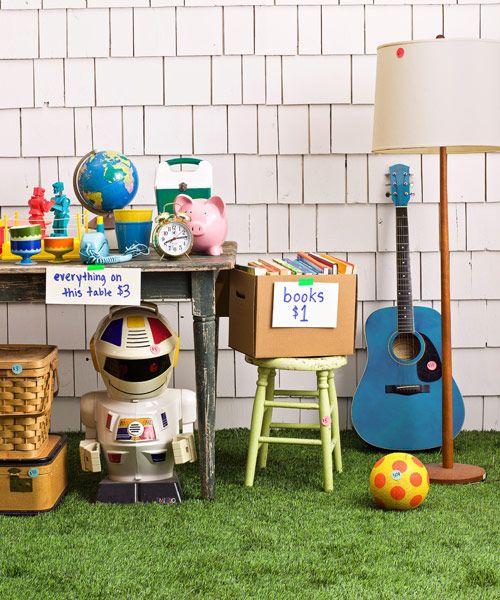 garage sale setup ideas - 1000 ideas about Garage Sale Tips on Pinterest