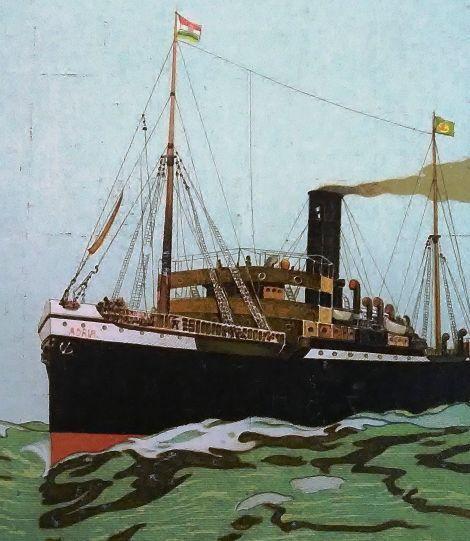 Hajóregiszter - Hajóadatlap: ADRIA hajó