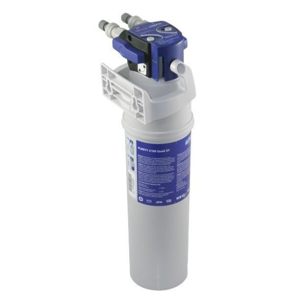If you have an existing system you can change the body over in less than 2 minutes. The C150upgrade includes the head & filter assembly with 1/4 push fit connections used by most water filter companies.  Instructions are included.     Filter Life: 12 months for average household with average TH
