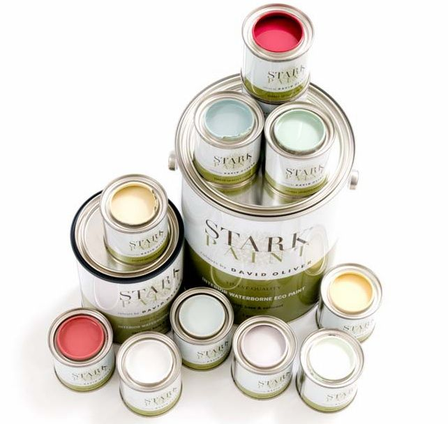 Great info on a wide selection of eco friendly and non toxic paints that don't break the bank!
