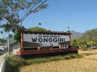 Selamat Datang di Wonogiri