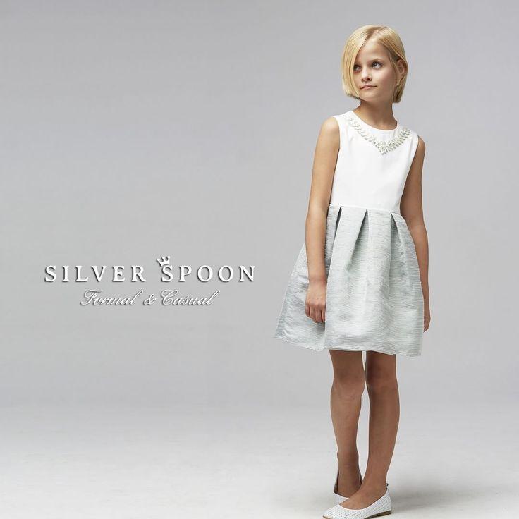 Платье для леди из новой коллекции #SilverSpoonCeremony 👭 Уже в продаже😍  #silverspoon #одеждадлядетей #красивыеплатья #наособыйслучай #длядевочки #длядочки #принцесса #платья #вечерняямода_дети #дети #инстадети #инстамама #instamama #instadeti #детскаямода #одеждадлядетей #новаяколлекция_дети
