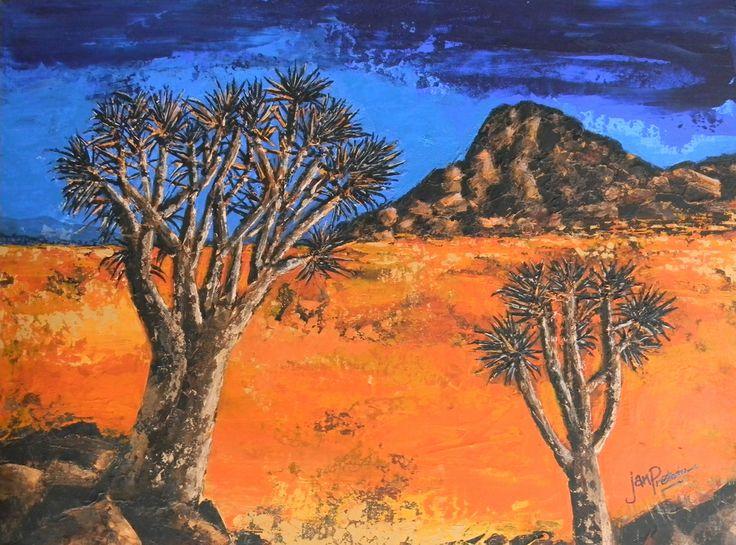 Richtersveld Landscape