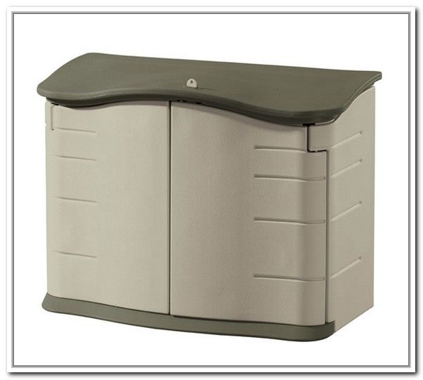 Trash Can Storage Shed Rubbermaid - Storage Sheds : Best Storage ...