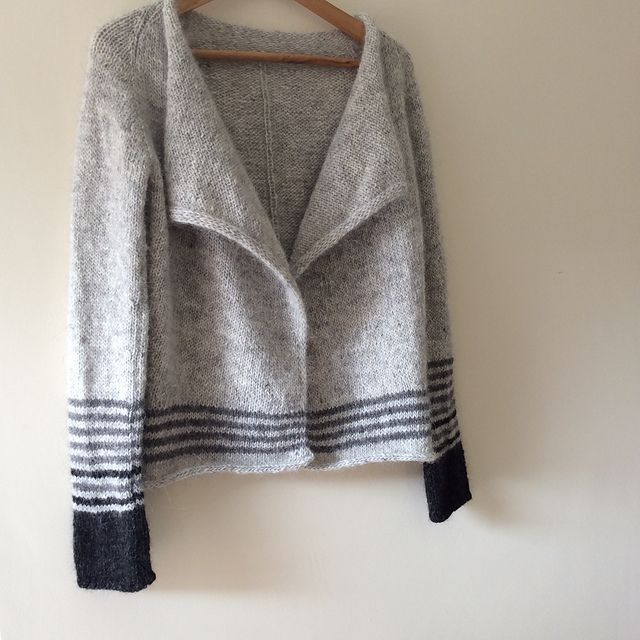 Ravelry: Project Gallery for Audrey Cardigan pattern by Isabell Kraemer