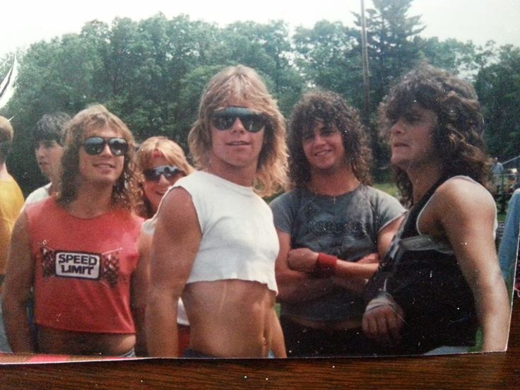 My Buddy Just Posted The Greatest 80 Z Bro Pic Ever 80s