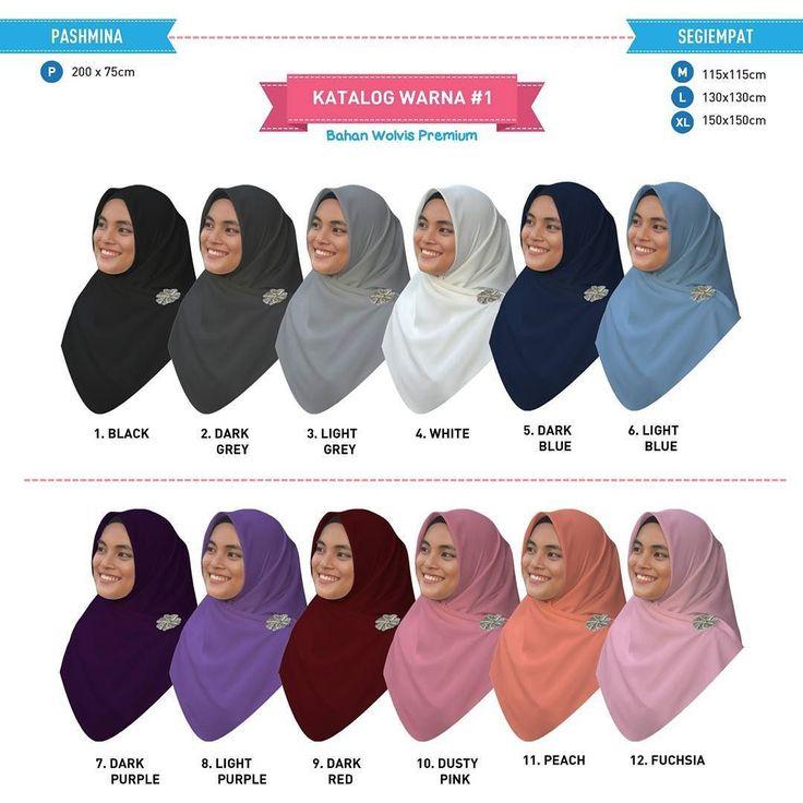 PUSAT Hijab Wolvis hanya di @beauty_khimar   Ada 24 pilihan warna  Tersedia Khimar Syar'i Polos dan Motif  Segiempat | Pashmina | Bergo | Cadar | Outer  Uk. Segi4 115cm 130cm 150cm | Pashmina 200x75cm  Giveaway setiap bulan FREE Khimar  Price Rp 50.000 - 95.000  Masih belum yakin? Lihat dan Follow juga @ukhtibeauty banyak yang sudah jatuh cinta sama @beauty_khimarreal testimoni . Fast order / ada pertanyaan : WA 0857-1161-0302 Line: @wpu3278i (pakai @) . Follow @beauty_khimar  . #khimar…