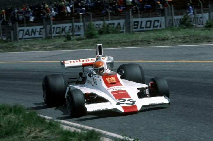 Tony Brise (Sweden 1975) by F1-history   RACING DRIVERS ...