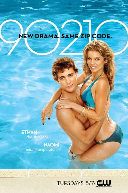 90210 Naomi Clark & Ethan Ward
