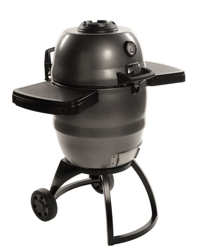 on the grill | Tailgating Gear Review: The Bubba Keg Grill | Tailgating Ideas - Don't ...