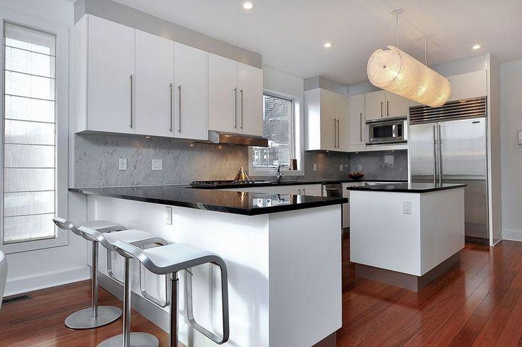 33 gorgeous kitchen peninsula ideas pictures kitchen peninsula kitchen decor kitchen themes on kitchen id=98894