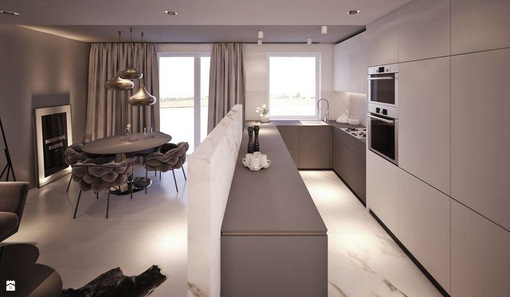 Kuchnia styl Nowoczesny - zdjęcie od MOCO Architecture - Kuchnia - Styl Nowoczesny - MOCO Architecture