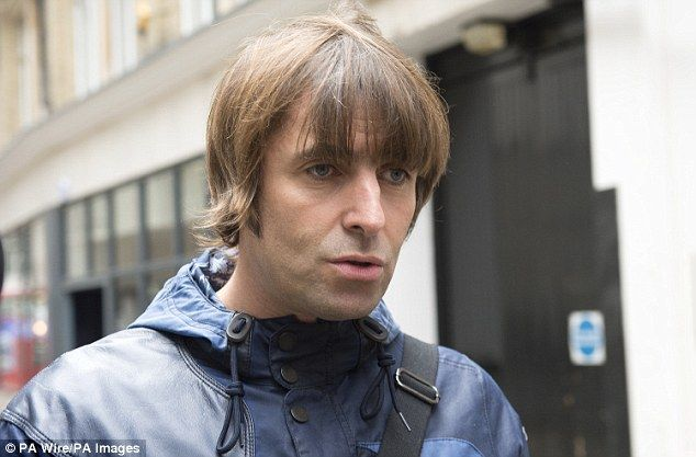 Sorry: Liam Gallagher  has spoken out about the end of his marriage to Nicole Appleton in a new interview