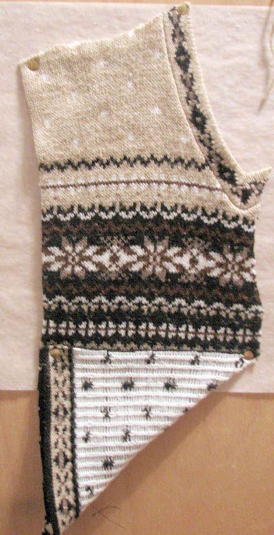 431 best Machine Knitting Tutorials images on Pinterest   Stricken ...