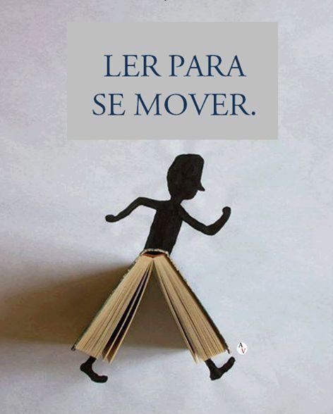 PoRtUgUêS nA TeLa: Ah, a LEiTuRa... #mova-se