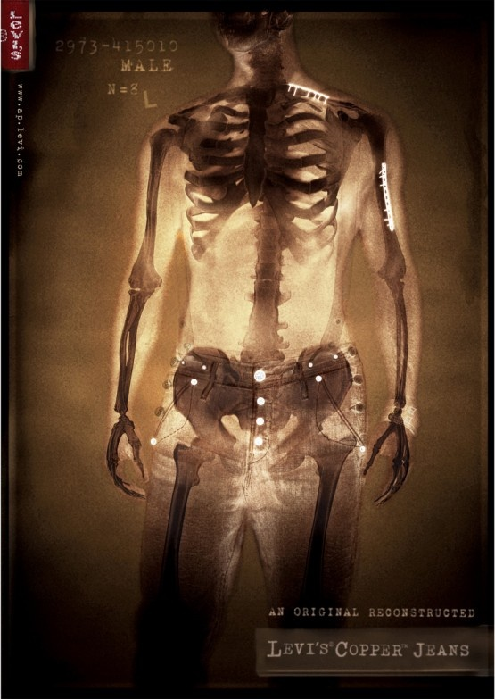 Levi's - X-Ray