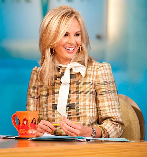 Elisabeth Hasselbeck Leaving 'The View'? Sherri Shepherd Starts Rumor