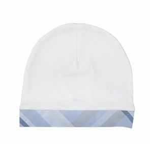 %100 Organik Şapka Blue