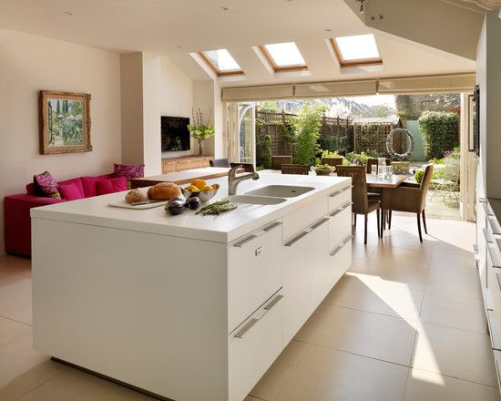 Contemporary Kitchen Design, Pictures, Remodel, Decor and Ideas - page 9