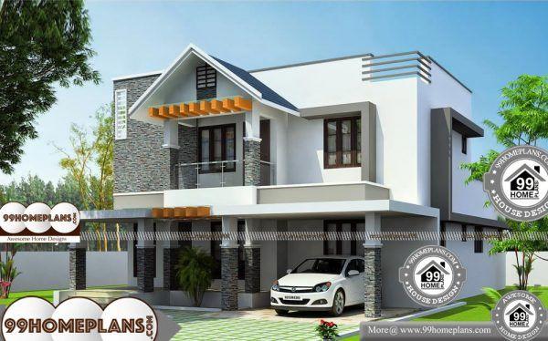 Assam Type House Front Side Design 2 Story 2650 Sqft Home House Front Bungalow House Design House Design