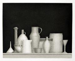 William Bailey, Untitled (Still Life) - Etching