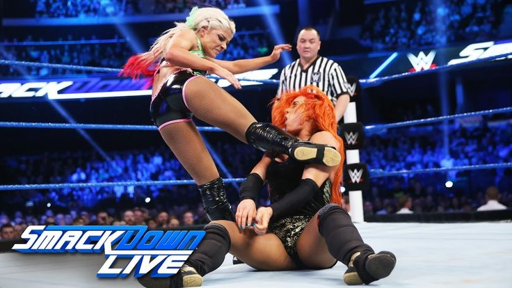 alexa bliss vs becky lynch cagematch
