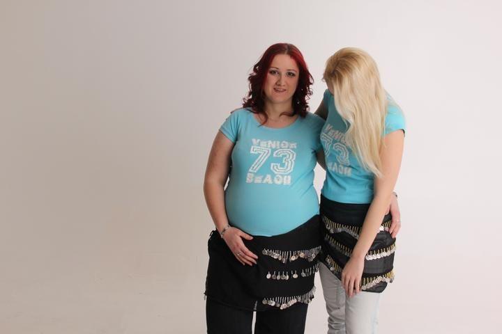 Excercises during Pregnancy - Cvičení pro těhotné #pregnancy #modrykonik #women
