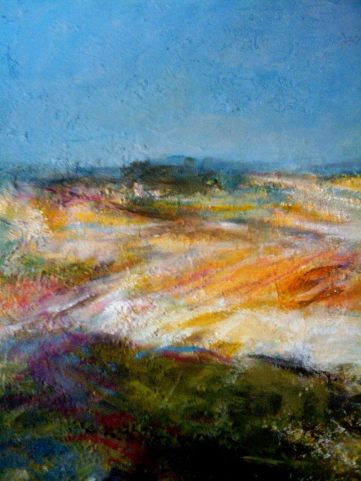 P.JANNACOS   ART.  pittore contemporaneo: senza titolo  olio su tela