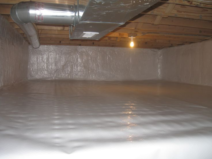 58 Best Crawl Space Insulation Images On Pinterest Crawl