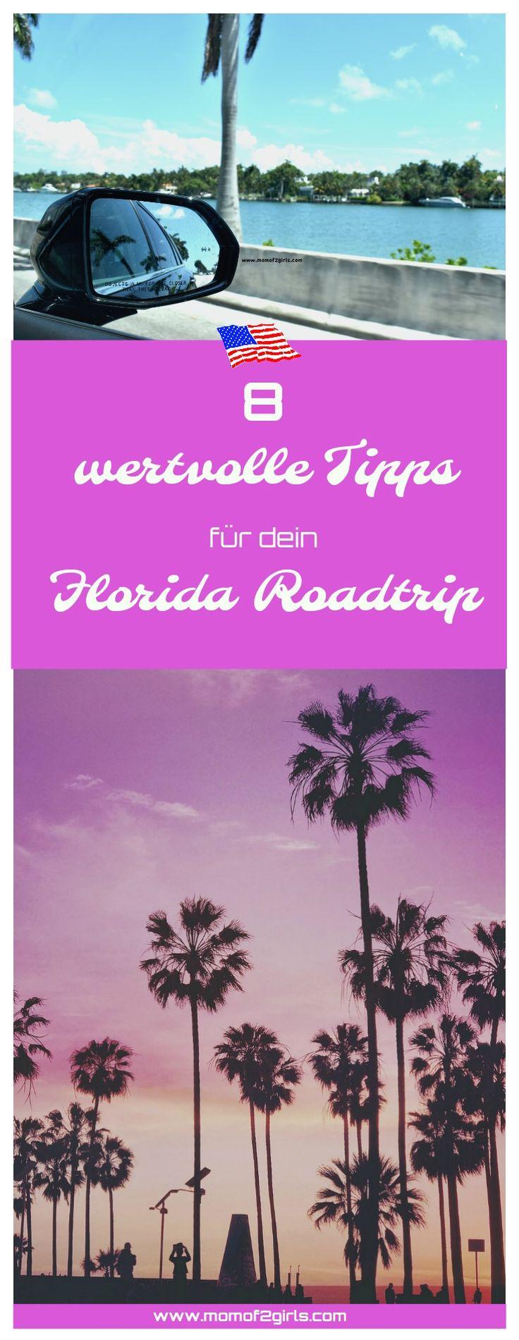 Auf unserer Florida Rundreise fahren wir in 4 Tagen von Miami über Miami Beach auf die Florida Keys nach Key West! Die karibische Atmosphäre, der extravaganter Lifestyle und die gigantische Natur der Florida Keys hat uns fasziniert!