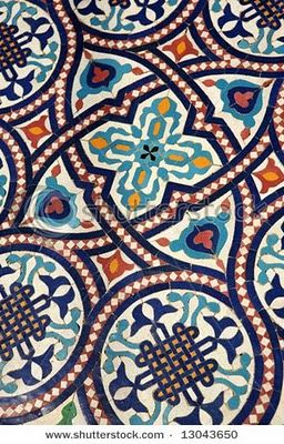 Tiles, Mosaics and Patterns of the Far East