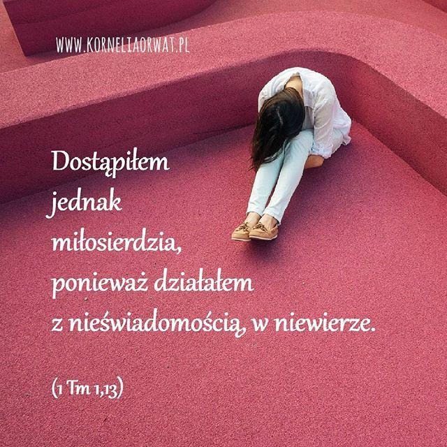 Nie umiemy i nie mozemy żyć bez grzechu