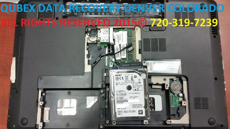 HP PAVILION DV7T_4100 DATA RECOVERY HITACHI 7K1000_1000 HDD DATA RECOVERY BY QUBEX DENVER DATA RECOVERY