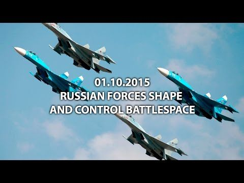 International Military Review - Syria, Oct. 1, 2015: Studying Russian Military Operation - http://bestnewsarchive.ca/international-military-review-syria-oct-1-2015-studying-russian-military-operation-2/