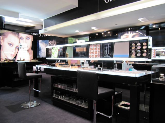 Shopping Report Champs Lyses Sephora