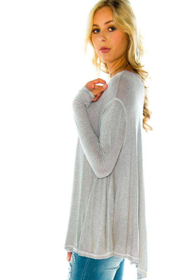 Eliza Sweater Shop Top