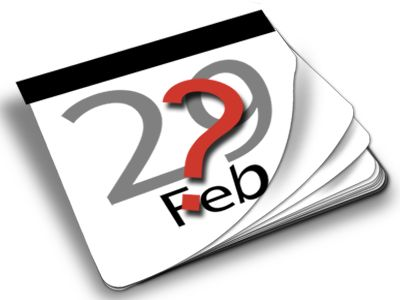 Nearly every 4 years is a Leap Year in our modern Gregorian Calendar so celebrate Leap Day when it comes around in 2016