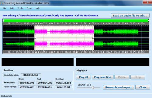 If you've collected a batch of audio files and want to edit them, a proper audio editor is indispensable. So, a list of top free audio editing software is here for you.