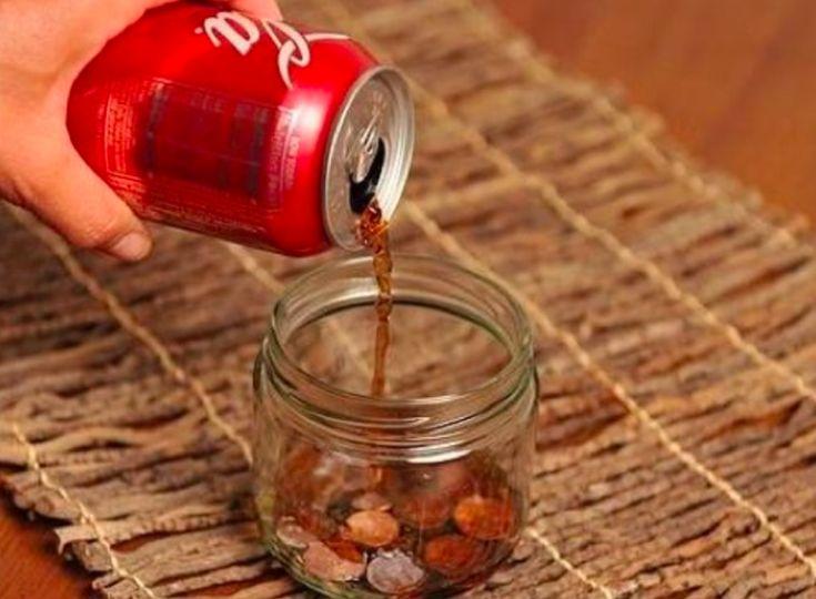 15 astuces géniales à réaliser avec du Coca-Cola