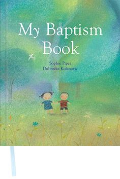My Baptism Book - A special gift for baptism, or the anniversary of a baptism! The Bible stories, psalms, poems and prayers about God, Jesus and the Holy Spirit are uplifting, simple, and warmly illustrated to echo the messages of joy and serenity found in God's love.  Bestselling, large format Catholic edition.